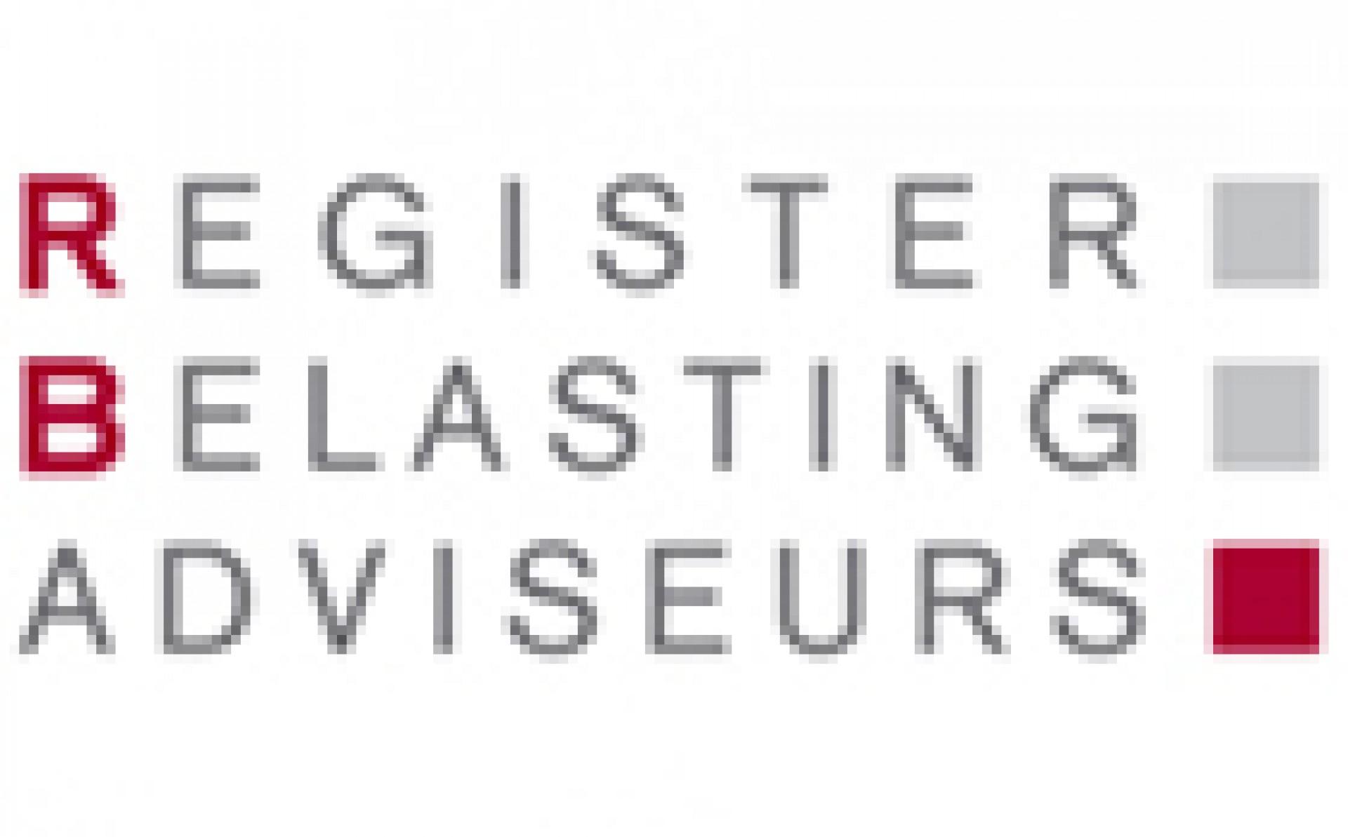 RB - Register Belasting Adviseurs